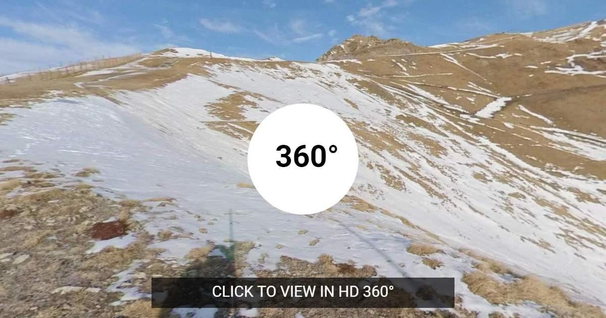 piste panoramique Tourmalet